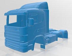 Scania AB Printable Truck