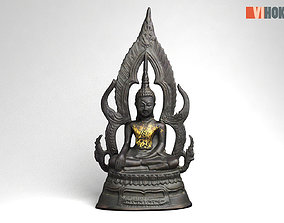 3D printable model Ancient Buddhas - Phra Buddha Chinnarat