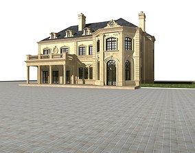 3D city Villa