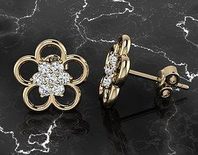 Jewelry Earring earrings fashion 3D printable model