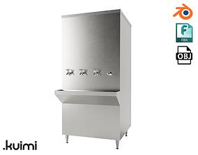 3D model Water Dispenser 004
