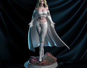 Emma Frost - X-Men 3D printable model