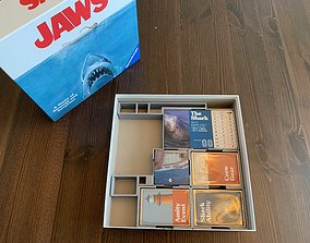 Jaws Board Game Organizer 3D print model