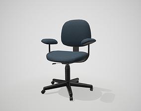 Office Swivel Chair 3D model