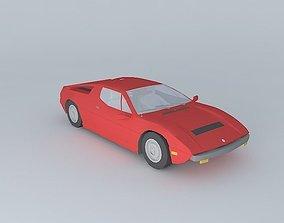 3D model Maserati Merak