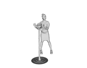 Printle Femme 1882 3D