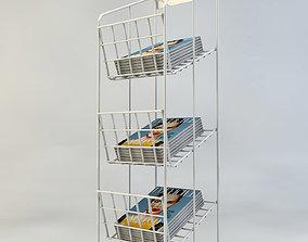 3D Magazine Stand
