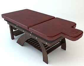 3D Leather Massage Table 2