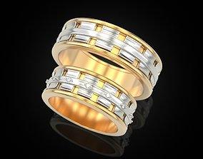 3D printable model Wedding ring 82