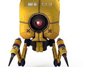 3D asset Utility Robot
