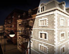 Modular Apartment Environment for Unity 3D asset