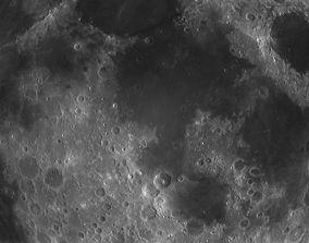 3D Moon 23K