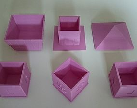 Anping Fort 3D printable model
