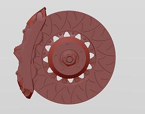Brembo Disc Brake 3D model