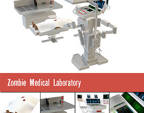Zombie Medical Laboratory 3D