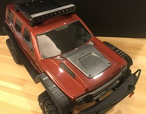 Redcat Everest Gen7 Hood Cover 3D print model