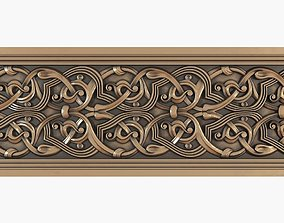 3D printable model Arabian CNC decor