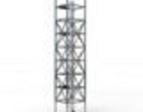Scaffolding Tower 3D