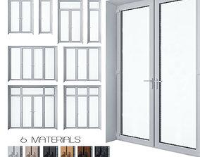 3D Door Set 2