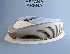 3D model Astana Arena