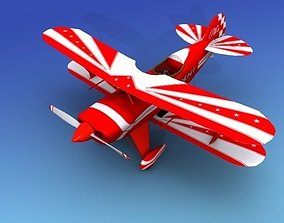 3D model Pitts Special