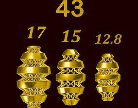 Para ball je welery gold printable plain studded43