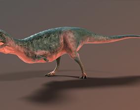 Majungasaurus 3D asset
