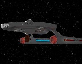 3D Halifax-Class Frigate