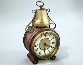 Vintage Alarm Clock timer 3D model