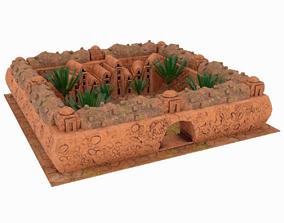 Old Arab City 3D model