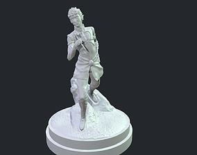 JoJo gold wind 3D printable model
