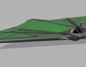 Super Phantom Bomber 3D printable model