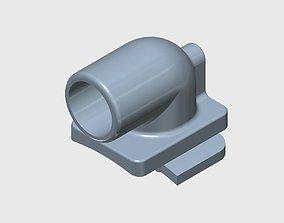 Jabiru 3300 series Starter Cable 3D printable model