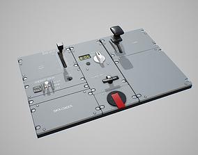 3D model Lower Pedestal Se