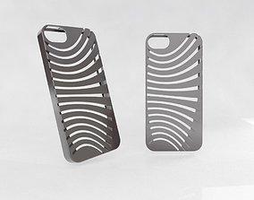i phone 5 case 3D print model