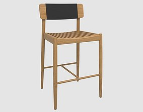 Archi Bar Chair Gloster 3D