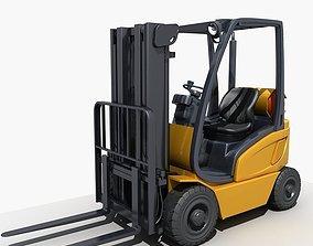 Forklift pallet 3D