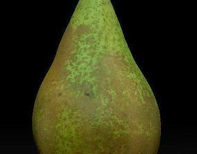 fresh pear 3D model
