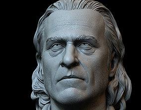 Joaquin Phoenix as Joker 3D print model