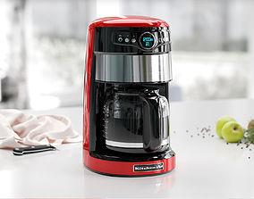 realistic 3D Coffee maker