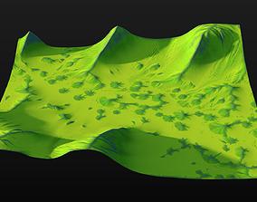 Highlands 2 3D model