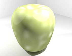 Tropical Fruit - Pear 3D