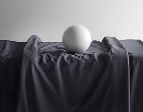 Presentation Table Cloth var01 3D