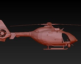 speed 3D printable model Helicopter