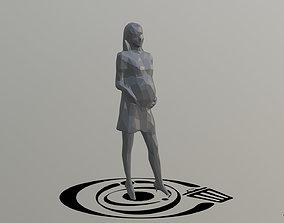 3D model Human 006 LP R