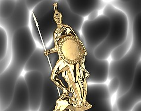 3D printable model Ares God of War