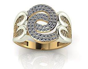 3D print model ring stone 121