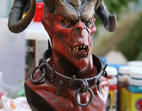3D print model Slave demon