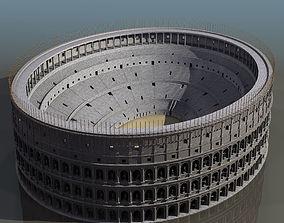 coliseum arena 3D