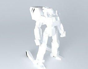 glasgow cockpit update 3D model